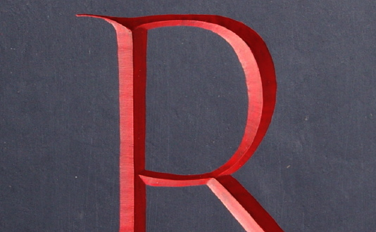 """R"" is for Reminiscence"